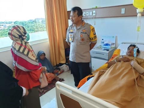 Polisi Kejar Begal Sadis di Makassar