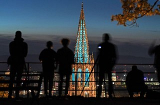 Freiburger Münster, Gereja yang Selamat dari Perang Dunia