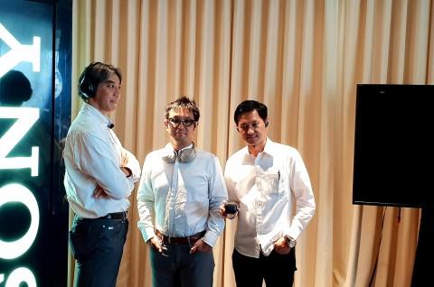 Ini Dua Haedphone Teranyar Sony di Indonesia
