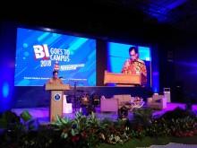 Berdikusi Kebijakan BI dengan Milenial
