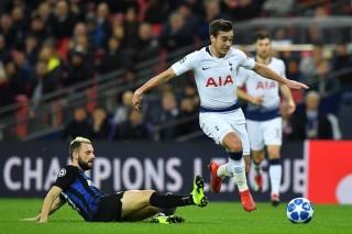 Kalahkan Inter, Spurs Buka Peluang ke-16 Besar