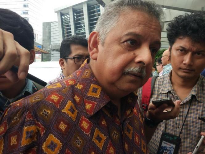Direktur Utama PLN Sofyan Basir. (FOTO: Medcom.id/Annisa Ayu)