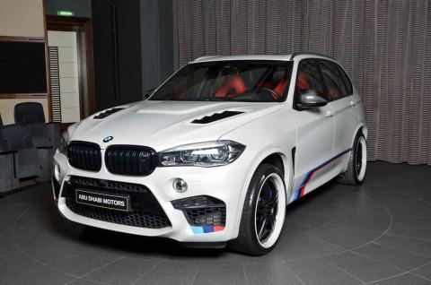 Penampilan Modis BMW X5 ala M Divison