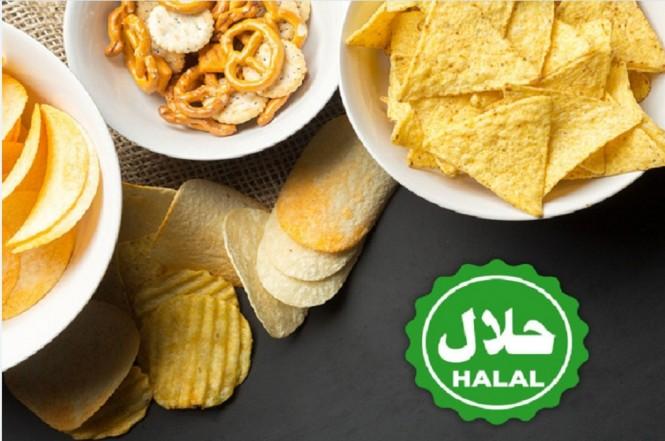 Ilustrasi makanan halal, Medcom.id