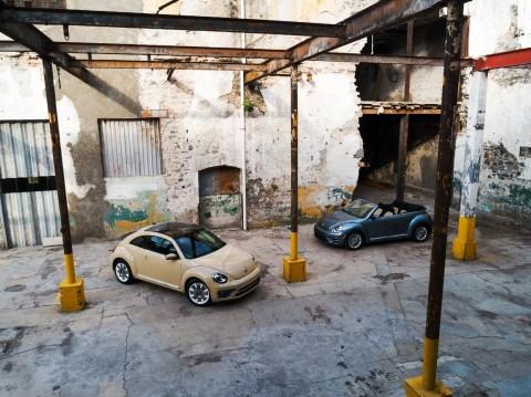 Edisi Terakhir Volkswagen Beetle Nongol di LA Auto Show