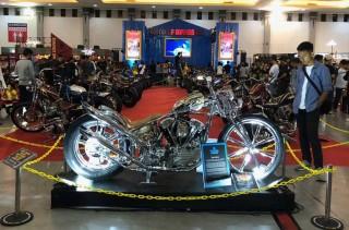 Kustomfest Boyong 8 Motor ke Yokohama Hot Rod Custom Show