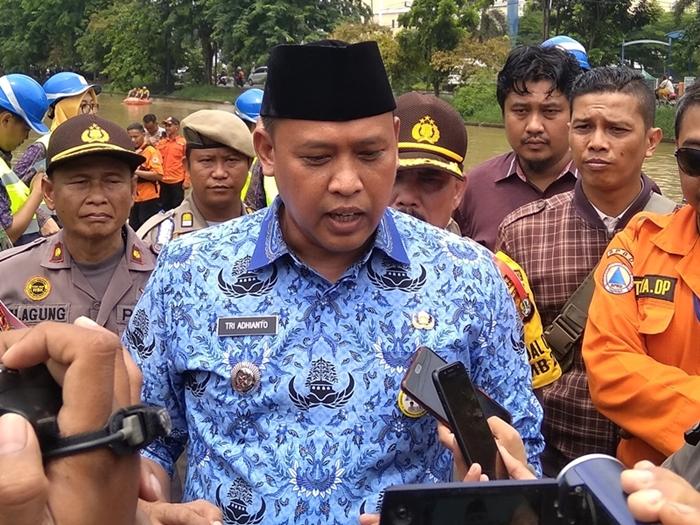 Wali Wali Kota Bekasi Tri Adhianto. Medcom.id/Antonio