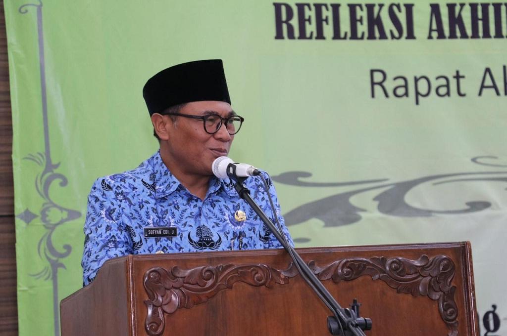 Wakil Wali Kota Malang, Sofyan Edi Jarwoko, Medcom.id - Daviq Umar