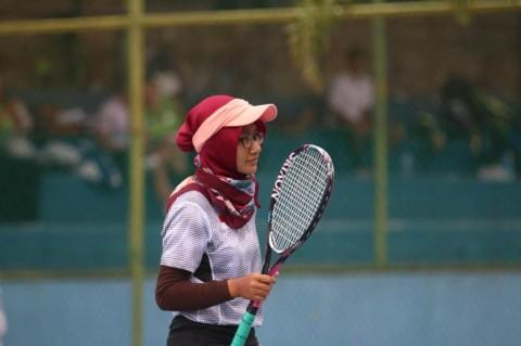 Lolos ke Delapan Besar, Para Atlet Soft Tenis Indonesia Diadang Korsel
