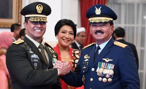 Pengamat: Andika Diproyeksikan Jadi Panglima TNI