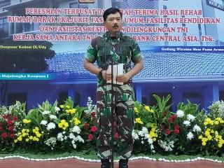 TNI Kekurangan Rumah Dinas