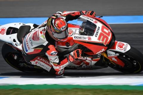Takaaki Nakagami Pimpin Tes Pramusim Hari Kedua di Jerez
