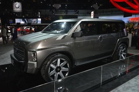 TJ Cruiser Konsep Mobil Serbaguna Persembahan Toyota
