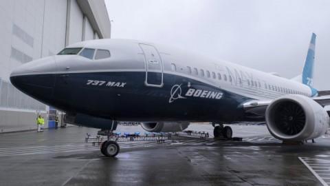 Boeing Akan Lakukan Pembaruan Perangkat Lunak 737 MAX