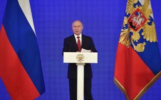 Twitter Blokir Akun Palsu Putin