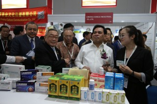 Pasar RI Besar, Tiongkok Gelar Chexpo ASEAN