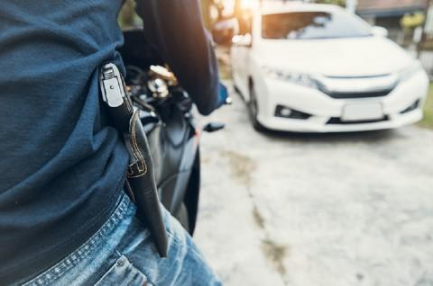 Polrestabes Bentuk Tim Khusus Buru Begal di Bandung