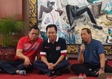 Pengelola GBK Berencana Pertahankan Pedagang Sate Taichan