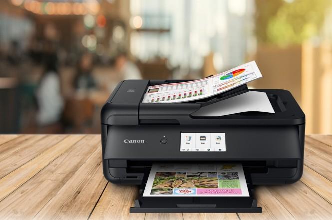 Canon resmi mengumumkan kehadiran printer terbarunya di Indonesia, Pixma TS9570.
