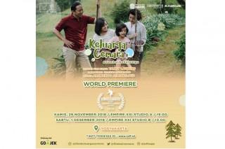 Tayang di JAFF, Film Keluarga Cemara Bikin Haru