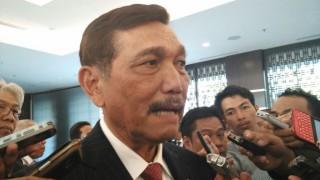 Luhut Sebut Utang Indonesia Tergolong Sedikit