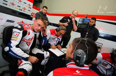 Tim Gresini Racing Setia Pakai Apparel Indonesia
