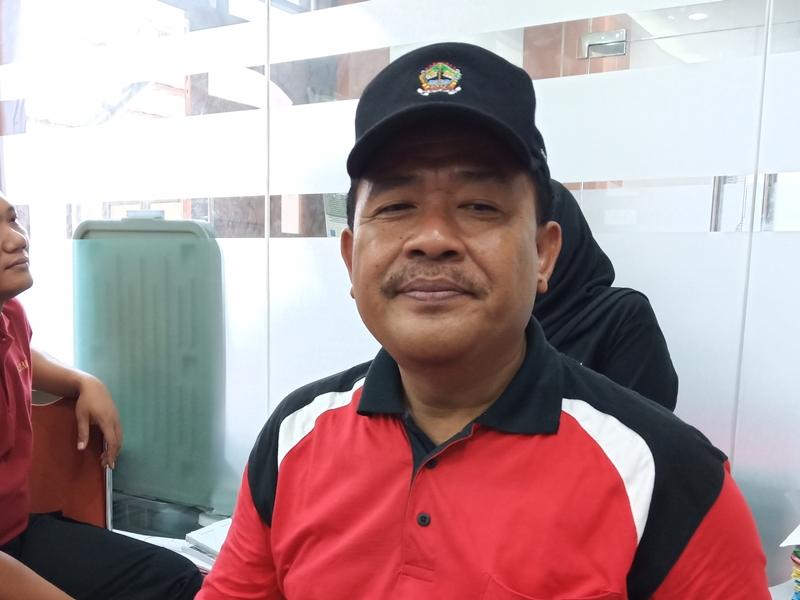 Kepala Seksi Perumahan Umum  Dinas Perumahan Rakyat Dan Kawasan Permukiman Jawa Tengah Suprapta. Medcom.id/Budi Arista Romadhoni