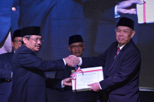 Pelantikan Rektor Uhamka Periode 2018-2022, Uhamka/Humas.