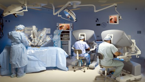 Robotic surgery (Foto: tech)