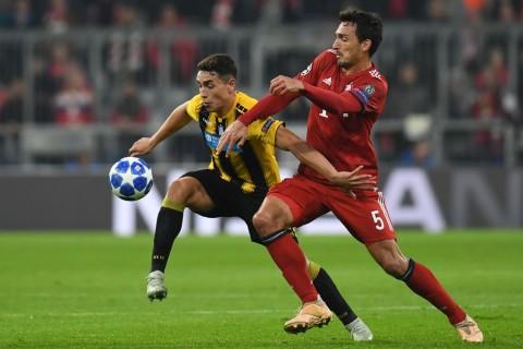 Sakit, Hummels Absen Kontra Werder Bremen