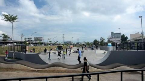 Taman Maju Bersama Jadi Penyempurna RPTRA