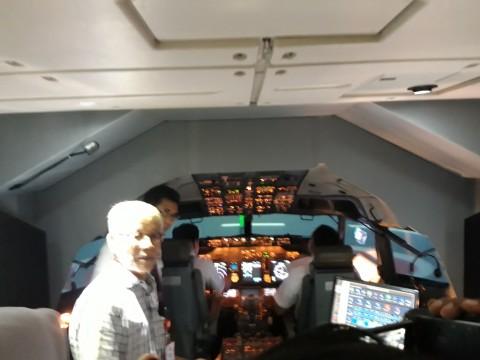 Lion Group Klaim Miliki Simulator Penerbangan Kelas Wahid