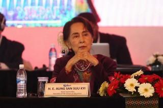 Pidato Perdamaian, Suu Kyi Hindari Topik Rohingya