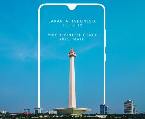 Huawei Mate 20 Siap Rilis di Indonesia
