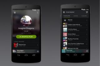 Spotify Uji Perubahan Antarmuka Pengguna Baru