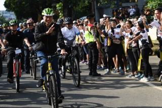 Presiden Tinjau Pemasangan Listrik Warga Miskin di Bogor