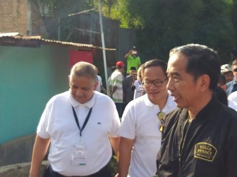 Jokowi: 1,2 Juta KK Belum Tersambung Listrik