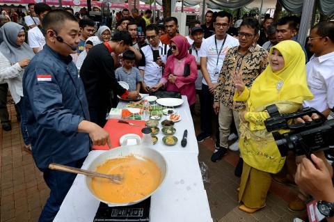 Festival Marandang Nusantara Digelar di Parkir Timur Senayan