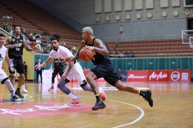Laga CLS Knight melawan Macau Black Bears (Istimewa)