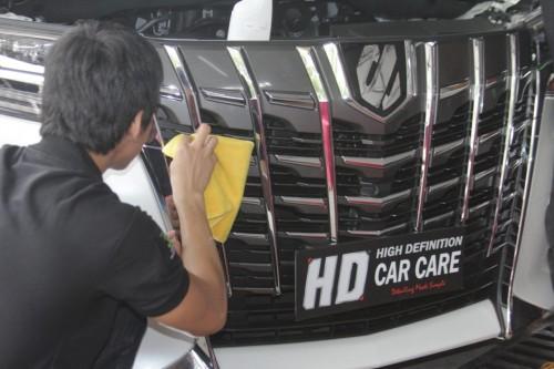 HD Car Care ini sudah buka di Bekasi. HD Car Care