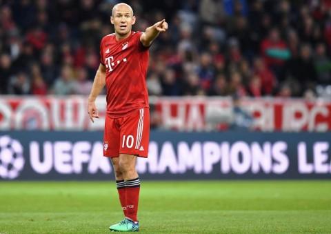 Robben Tinggalkan Bayern pada Musim Panas 2019