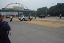 Puluhan Kendaraan Putar Balik dari GT Tambun