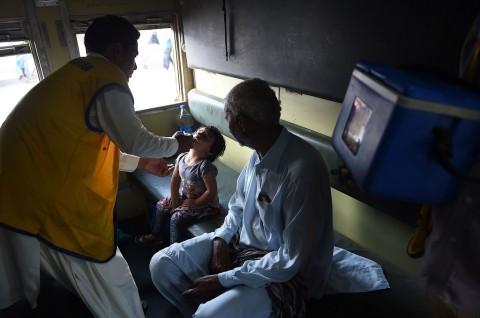 Polio Kembali Muncul, Papua Nugini Galakkan Vaksinasi