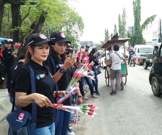Peringatan Hari AIDS Sedunia di Cirebon. Medcom.id/Ahmad Rofahan