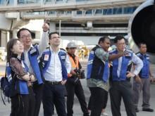 Changi Airport Belajar ke Bandara Soekarno-Hatta