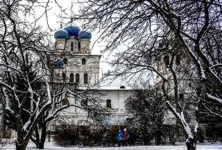 Mengenal Gereja Ortodoks yang 'Serupa' Masjid