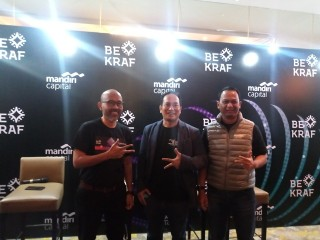 Bekraf Dorong <i>Startup</i> untuk Melantai di Bursa