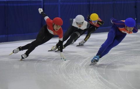 Sesmenpora Apresiasi Kesuksesan Pelaksanaan Kejuaraan Ice Skating
