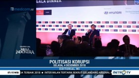 Bedah Editorial MI: Politisasi Korupsi