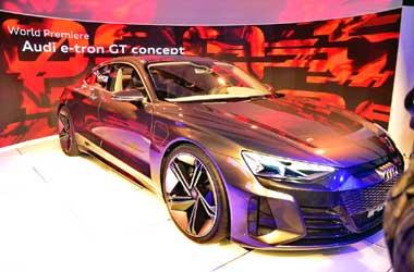 Audi E-Tron GT Concept, bakal nongol di sekuel film Avenger